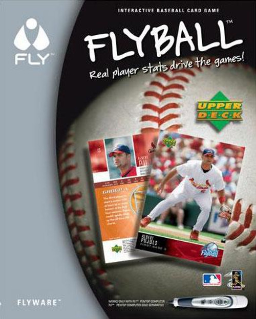 MLB FlyBall Interactive Card Game