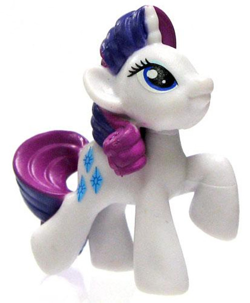 My Little Pony Friendship is Magic 2 Inch Series 5 Rarity PVC Figure