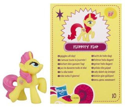 My Little Pony Series 4 Flippity Flop 2-Inch PVC Figure