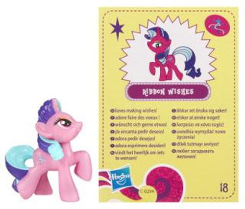 My Little Pony Series 4 Flitterheart 2-Inch PVC Figure