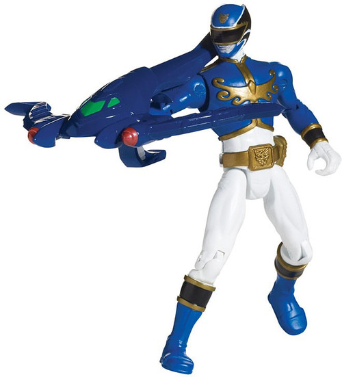 Power Rangers Megaforce Shark Morphin Vehicle Action Figure