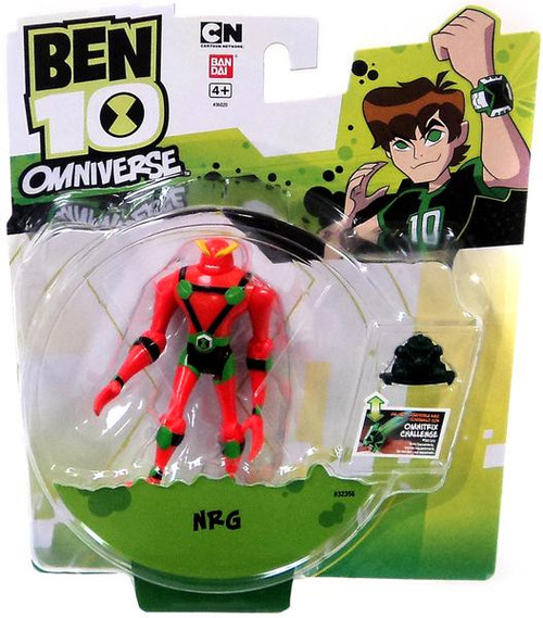 Ben 10 Omniverse NRG Action Figure