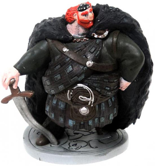 Disney / Pixar Brave King Fergus Exclusive PVC Figure [Loose]