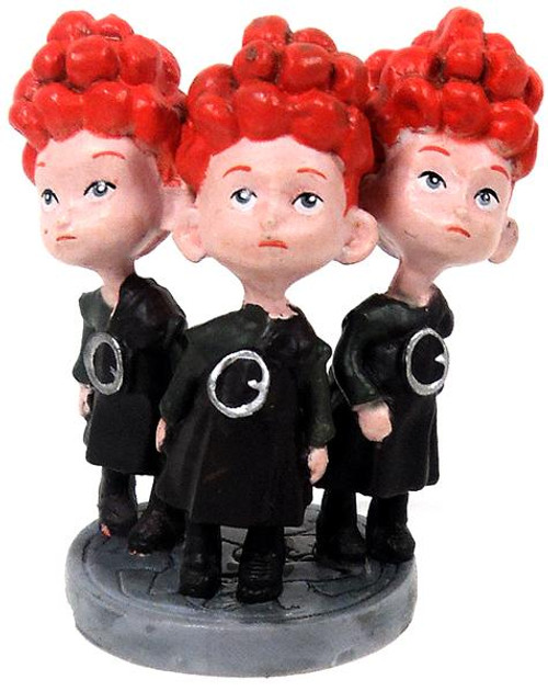 Disney / Pixar Brave Triplet Boys Exclusive PVC Figure [Harris, Hubert & Hamish Loose]