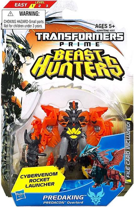 Transformers Prime Beast Hunters Commander Predaking Commander Action Figure