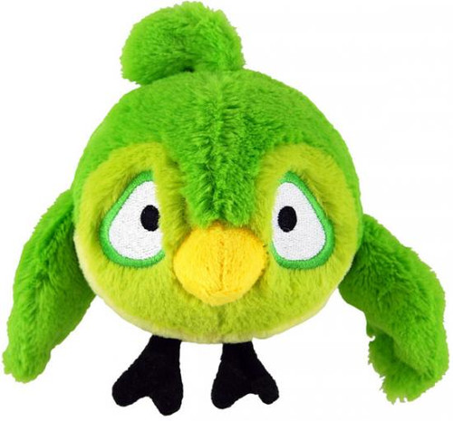 Angry Birds Rio Green 8-Inch Plush [Talking]