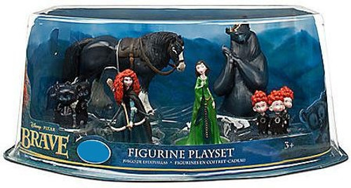 Disney / Pixar Brave Figurine Playset Exclusive