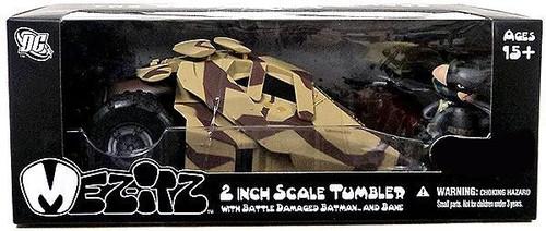 Batman Mez-Itz Tumbler Exclusive Action Figure Set