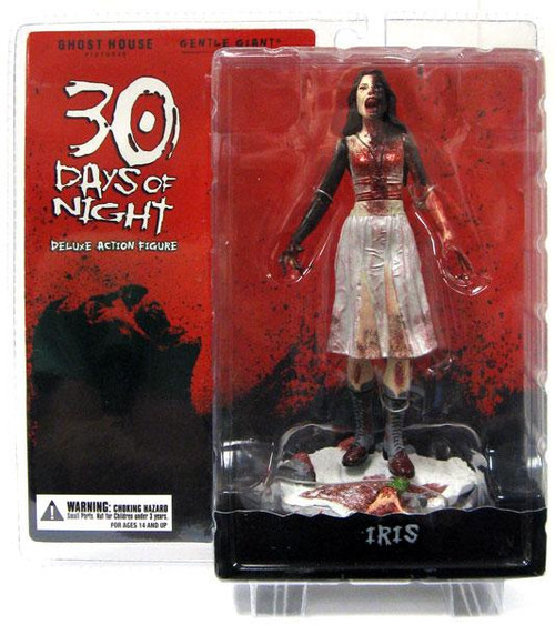 30 Days of Night Series 1 Build Lillith Iris Action Figure [Burnt]