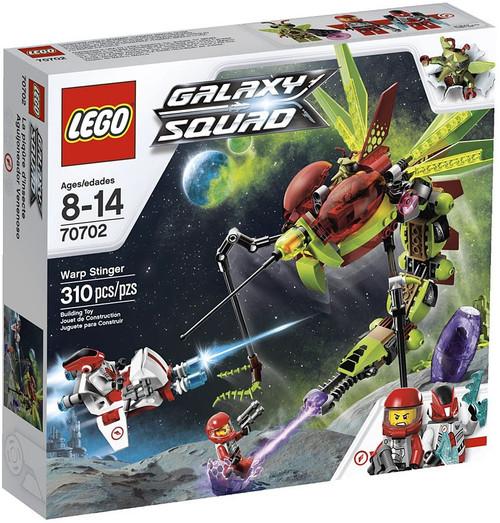 LEGO Galaxy Squad Warp Stinger Set #70702