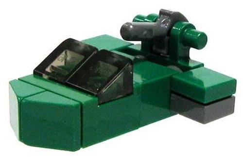 LEGO Star Wars Loose Micro Vehicles Naboo Flash Speeder Loose Vehicle [Micro Loose]