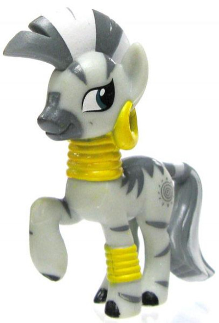 My Little Pony Friendship is Magic 2 Inch Zecora PVC Figure