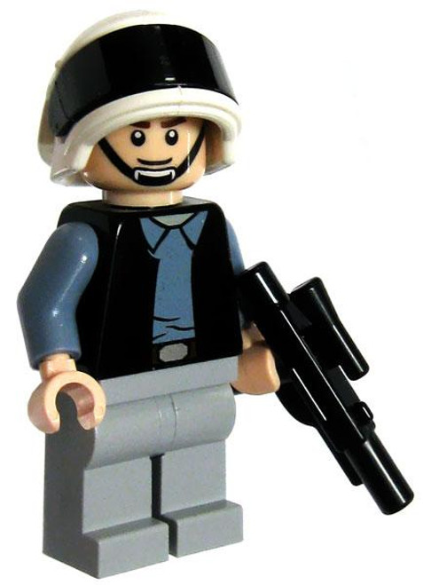 LEGO Star Wars Loose Rebel Trooper Minifigure [Smiling Loose]