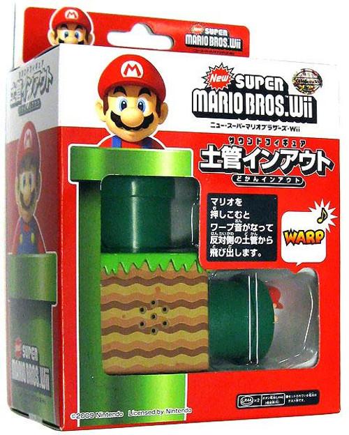 New Super Mario Bros Wii Warp Mario Mini Scene