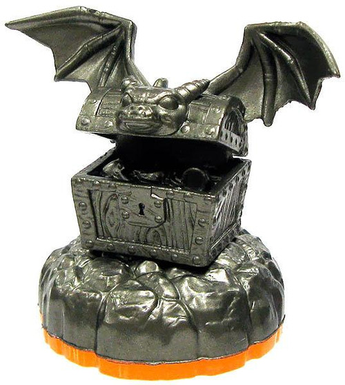 Skylanders Giants Loose Platinum Treasure Chest Figure [Loose]
