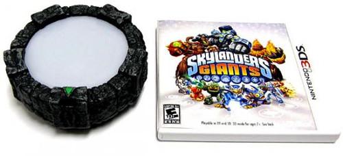Nintendo 3DS Portal of Power & Skylanders Giants Video Game [Loose]