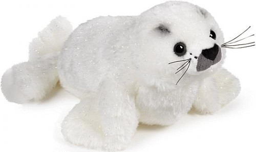 Webkinz Sparkle Harp Seal Plush