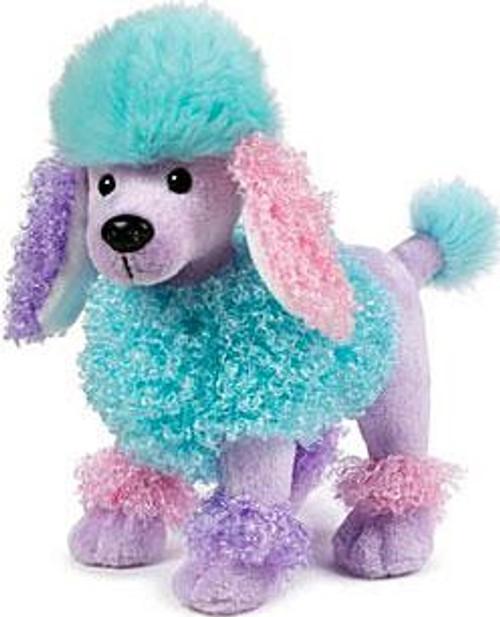 Webkinz Poofy Poodle Plush