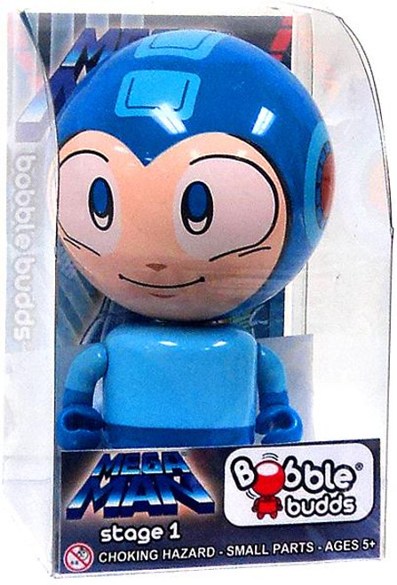 Bobble Budds Stage 1 Mega Man 3.5-Inch Bobble Head