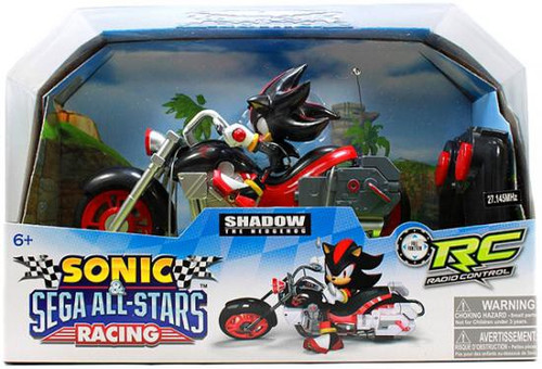 Sonic The Hedgehog Sega All-Stars Racing Shadow the Hedgehog R/C Vehicle