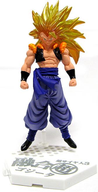Dragon Ball Kai Hybrid Grade Super Saiyan 3 Gogeta 4-Inch Figure