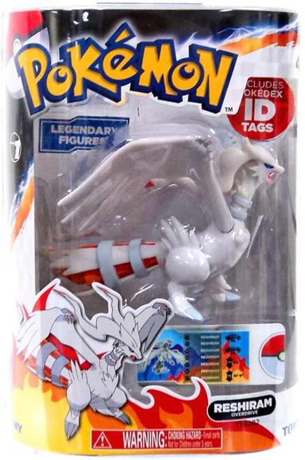 Pokemon Black & White Legendary Series Reshiram 4-Inch Figure