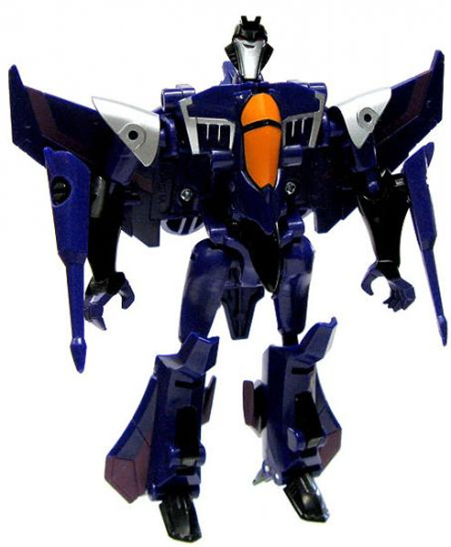 Transformers Animated Loose Activators Thundercracker Leader Action Figure [Loose]