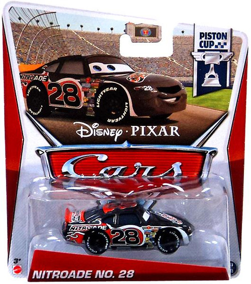 Disney Cars Series 3 Nitroade No. 28 Diecast Car