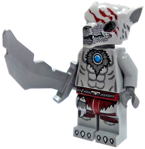 LEGO Legends of Chima Loose Winzar Minifigure [Loose]
