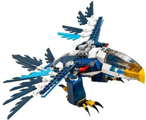LEGO Legends of Chima Eris' Eagle Hunter Loose Vehicle [Loose]