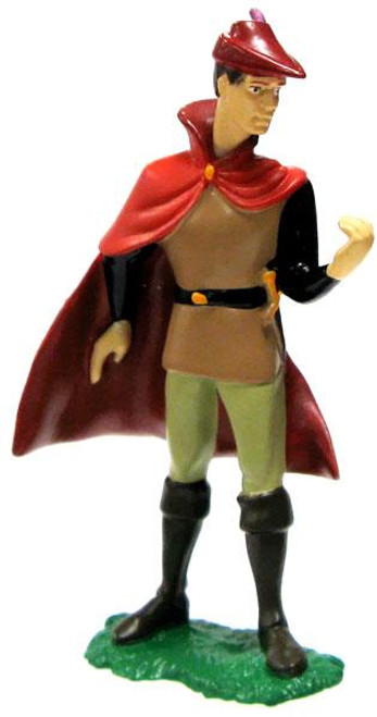 Disney Princess Sleeping Beauty Prince Phillip Exclusive 3.5-Inch PVC Figure [Loose]