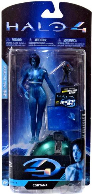 McFarlane Toys Halo 4 Series 1 Cortana Exclusive Action Figure