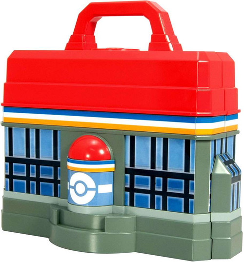 Pokemon Play n Store Carry Storage Case
