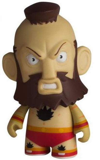 Street Fighter Zangief 3-Inch Vinyl Figure [Red]