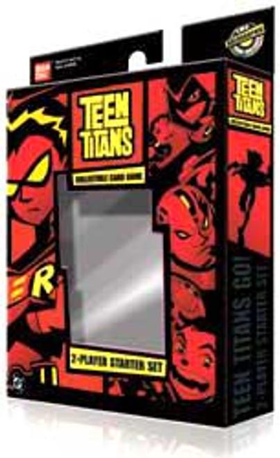 Collectible Card Game Teen Titans Go! 2-Player Starter Set