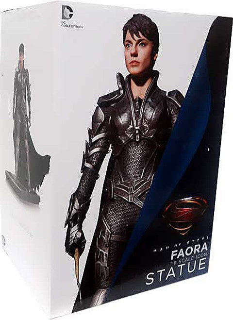 Superman Man of Steel Iconic Faora 1/6 Statue