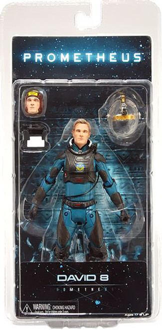 NECA Prometheus Series 2 David 8 Action Figure