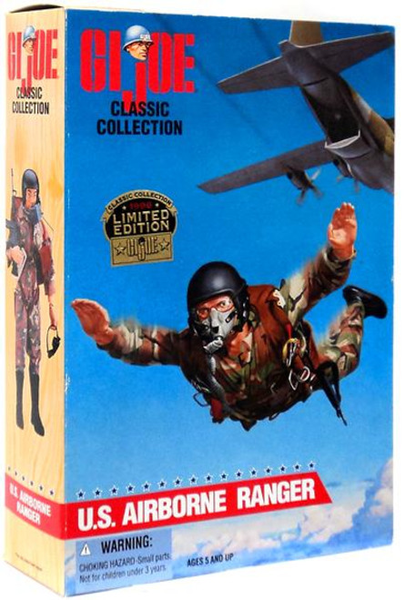 GI Joe Classic Collection U.S. Airborne Ranger 12 Inch Action Figure