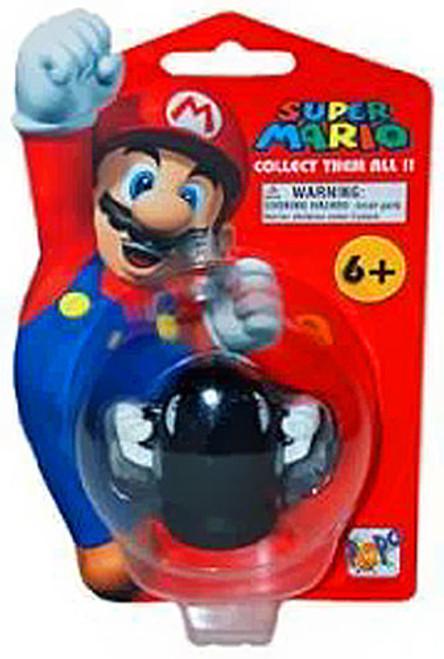 Super Mario Bros Series 2 Bullet Bill Vinyl Mini Figure