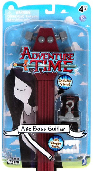 Adventure Time Marceline's Axe Bass Guitar 27-Inch