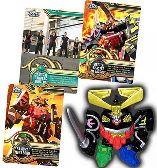 Power Rangers Super Samurai Megazord 1-Inch PVC Figure