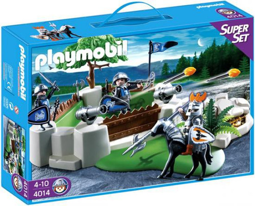 Playmobil Super Set Knights Fort Set #4014