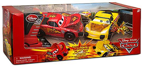 Disney Cars Playsets Racer Launching Playset Exclusive