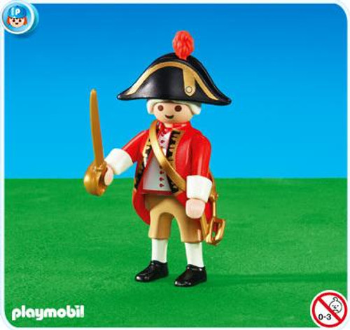 Playmobil British Redcoat General Set #6228