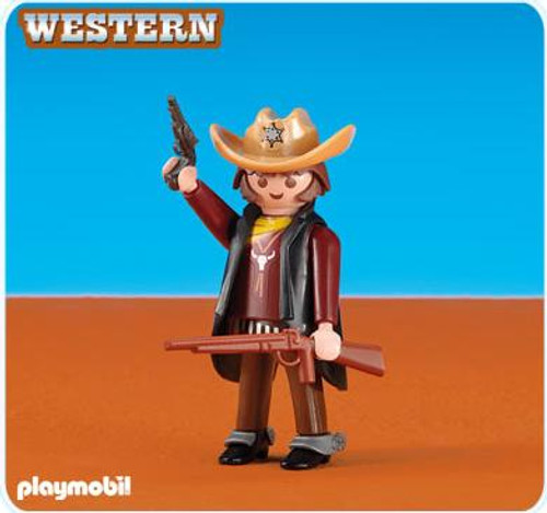 Playmobil Western Sheriff Set #6277