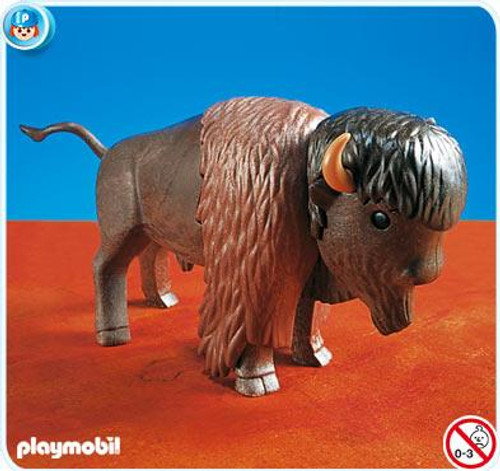 Playmobil Western Bison Set #7038