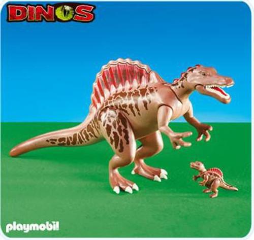 Playmobil Dinos Spinosaurus with Baby Set #6267