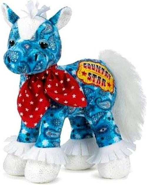 Webkinz Rockerz Country Star Horse Plush