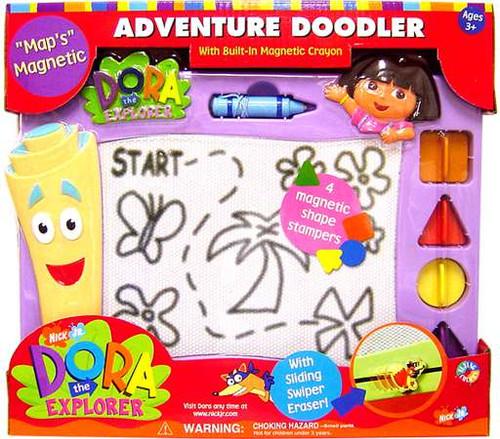 Dora the Explorer Map's Magnetic Adventure Doodler