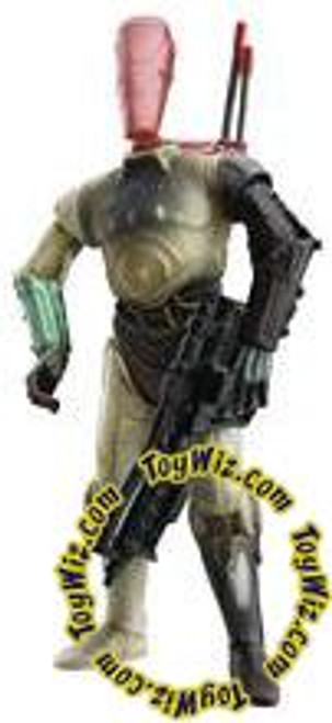 Star Wars Attack of the Clones Saga Legends 2007 30th Anniversary C-3PO Action Figure #6 [With Battle Droid Parts]